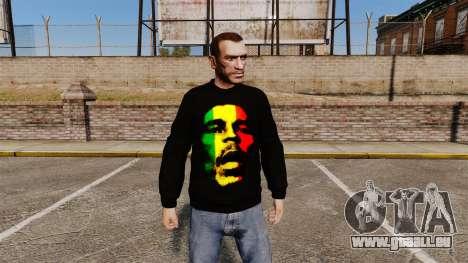 Pull-Bob Marley- pour GTA 4