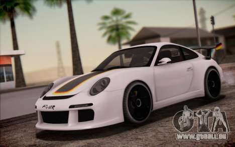 RUF RT12R pour GTA San Andreas salon