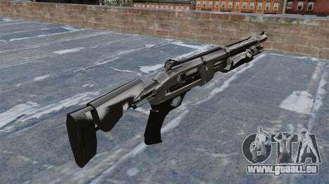 Fusil de chasse Crysis 2 pour GTA 4 secondes d'écran