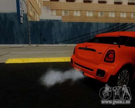 MINI Cooper S 2012 pour GTA San Andreas roue