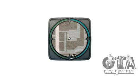 Rahmen für radar für GTA 4