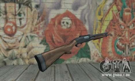 Remington 870 für GTA San Andreas zweiten Screenshot