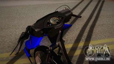 Vario Drag für GTA San Andreas rechten Ansicht