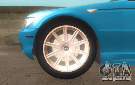 BMW 325Ci 2003 für GTA San Andreas zurück linke Ansicht