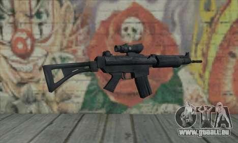FN FNC pour GTA San Andreas deuxième écran