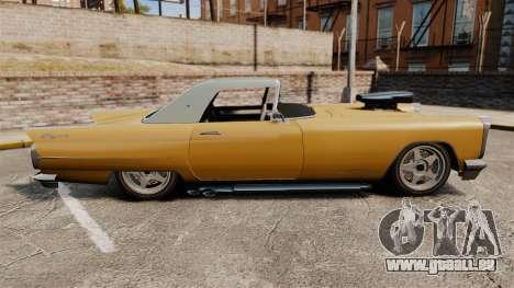 Peyote 1950 für GTA 4 linke Ansicht