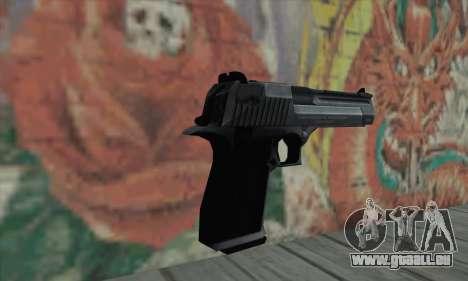 Suppose que nous avons tous aigle noir pour GTA San Andreas deuxième écran