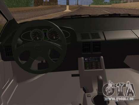 Cizeta Moroder V16T 1988 pour GTA San Andreas vue de droite
