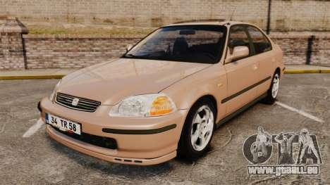 Honda Civic pour GTA 4