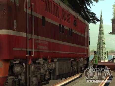 Tep80-0002 für GTA San Andreas zurück linke Ansicht