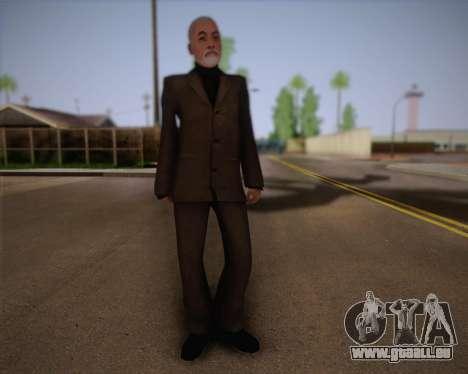 Dr. Breen für GTA San Andreas