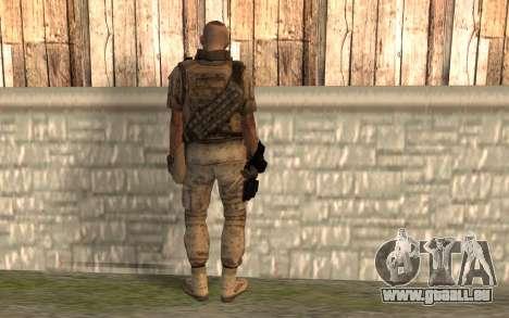 Chino pour GTA San Andreas deuxième écran