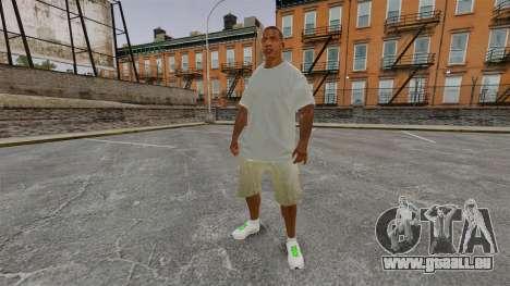 Franklin Clinton v3 für GTA 4