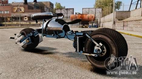 Bètmotocikl Bètpod für GTA 4 linke Ansicht