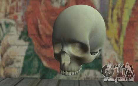 Schädel für GTA San Andreas