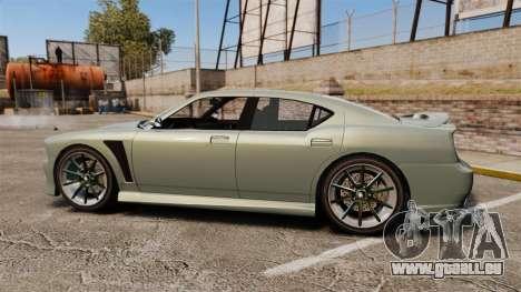 GTA V Bravado Buffalo STD8 für GTA 4 linke Ansicht