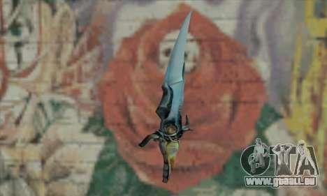 Messer aus der Prinz von Persien für GTA San Andreas