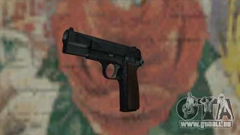 Die Waffe von Fallout New Vegas für GTA San Andreas