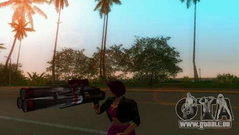 Rocket Launcher UT2003 für GTA Vice City zweiten Screenshot