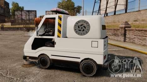 GTA SA Washer für GTA 4 linke Ansicht