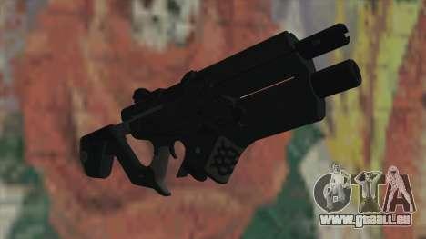 Fusil de Timeshift pour GTA San Andreas