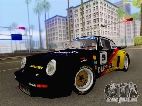 Porsche 911 RSR 3.3 skinpack 3 pour GTA San Andreas