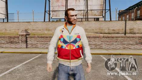 Windbreaker-Coogi - für GTA 4
