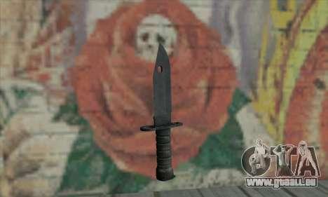 Knife für GTA San Andreas zweiten Screenshot