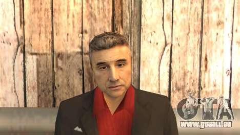 Mafia Boss pour GTA San Andreas troisième écran