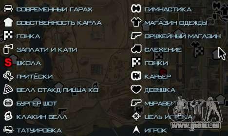 MFGTAFH v3.0 für GTA San Andreas zweiten Screenshot