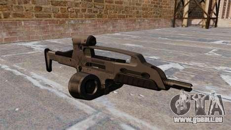 HK XM8 Sturmgewehr für GTA 4
