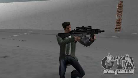 Custom MP5 für GTA Vice City zweiten Screenshot