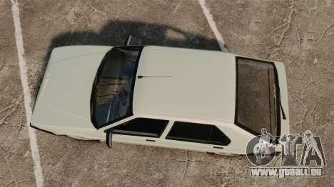 Renault 19 Europa pour GTA 4 est un droit