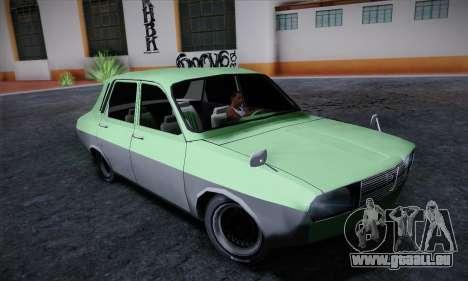 Dacia 1300 Retro Art pour GTA San Andreas laissé vue