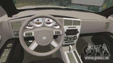 Dodge Charger SE 2006 pour GTA 4 est un côté