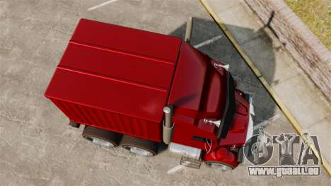 Mini camion pour GTA 4 est un droit