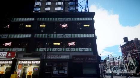 Direct Graphics pour GTA 4 sixième écran