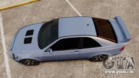 Sultan Coupe für GTA 4 rechte Ansicht