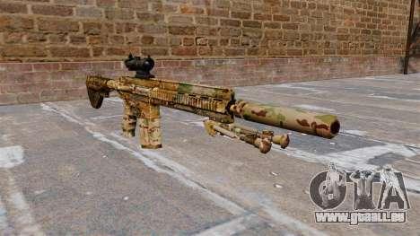 HK417 Gewehr für GTA 4