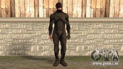 Robocop 2014 Movie Version für GTA San Andreas