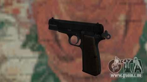 Le pistolet de Fallout New Vegas pour GTA San Andreas deuxième écran