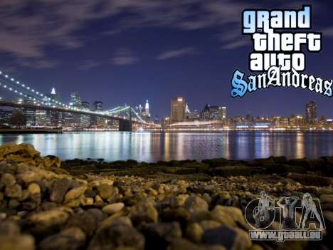 Loadscreens New-York für GTA San Andreas zehnten Screenshot