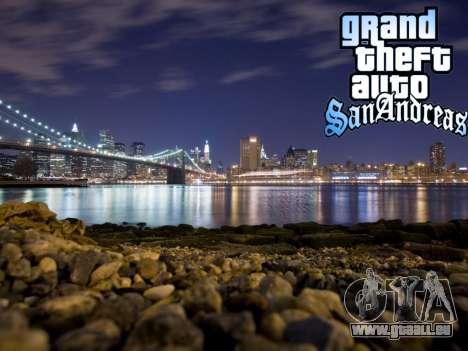 Loadscreens New-York pour GTA San Andreas dixième écran
