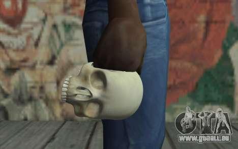 Schädel für GTA San Andreas dritten Screenshot