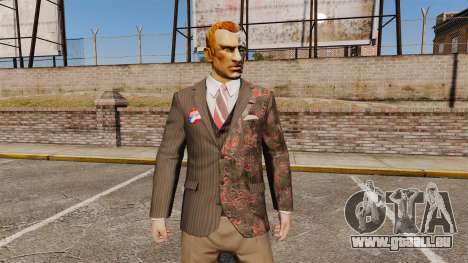 Harvey Dent (Two-Face) pour GTA 4