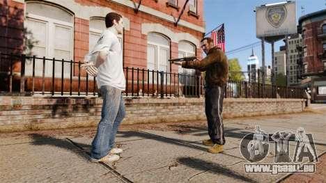 En otage pour GTA 4 secondes d'écran