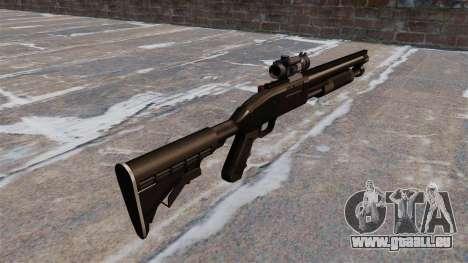 Taktische Schrotflinte für GTA 4 Sekunden Bildschirm