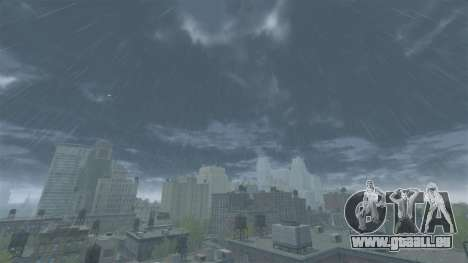 Météo Australie pour GTA 4 quatrième écran