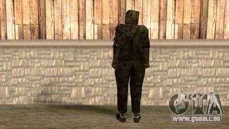 Dr. Salvador pour GTA San Andreas deuxième écran