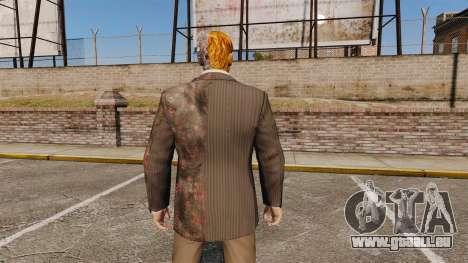 Harvey Dent (Two-Face) pour GTA 4 secondes d'écran